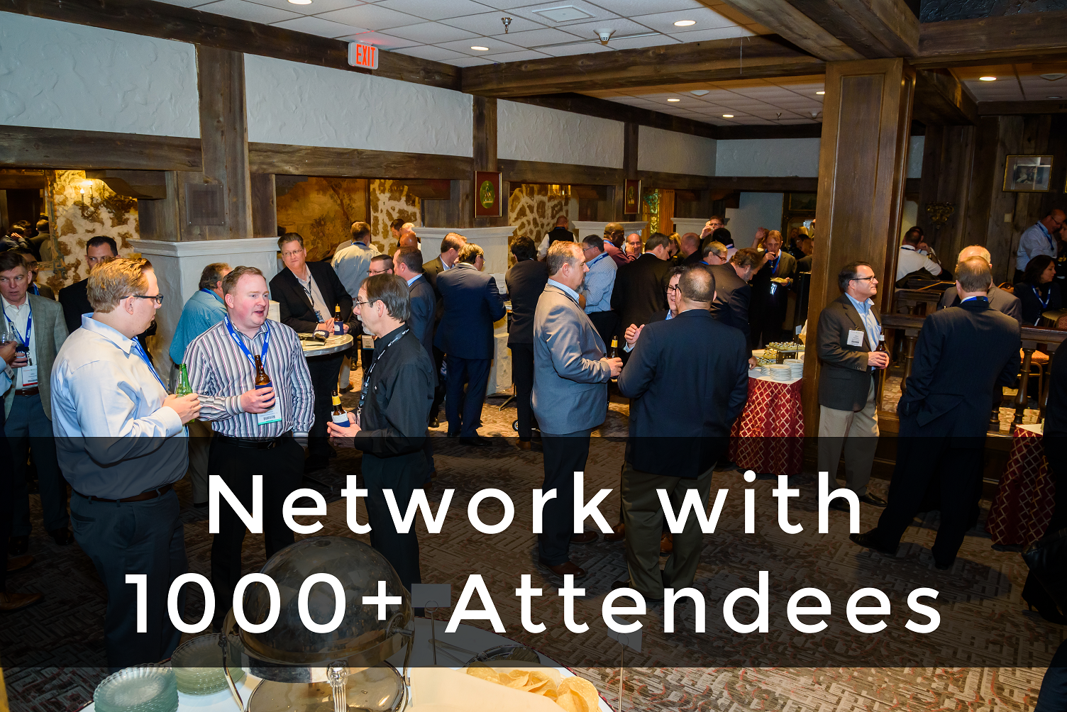 Network with Attendees!