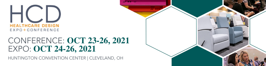HCD Expo | October 23-26, 2021 | Cleveland, OH