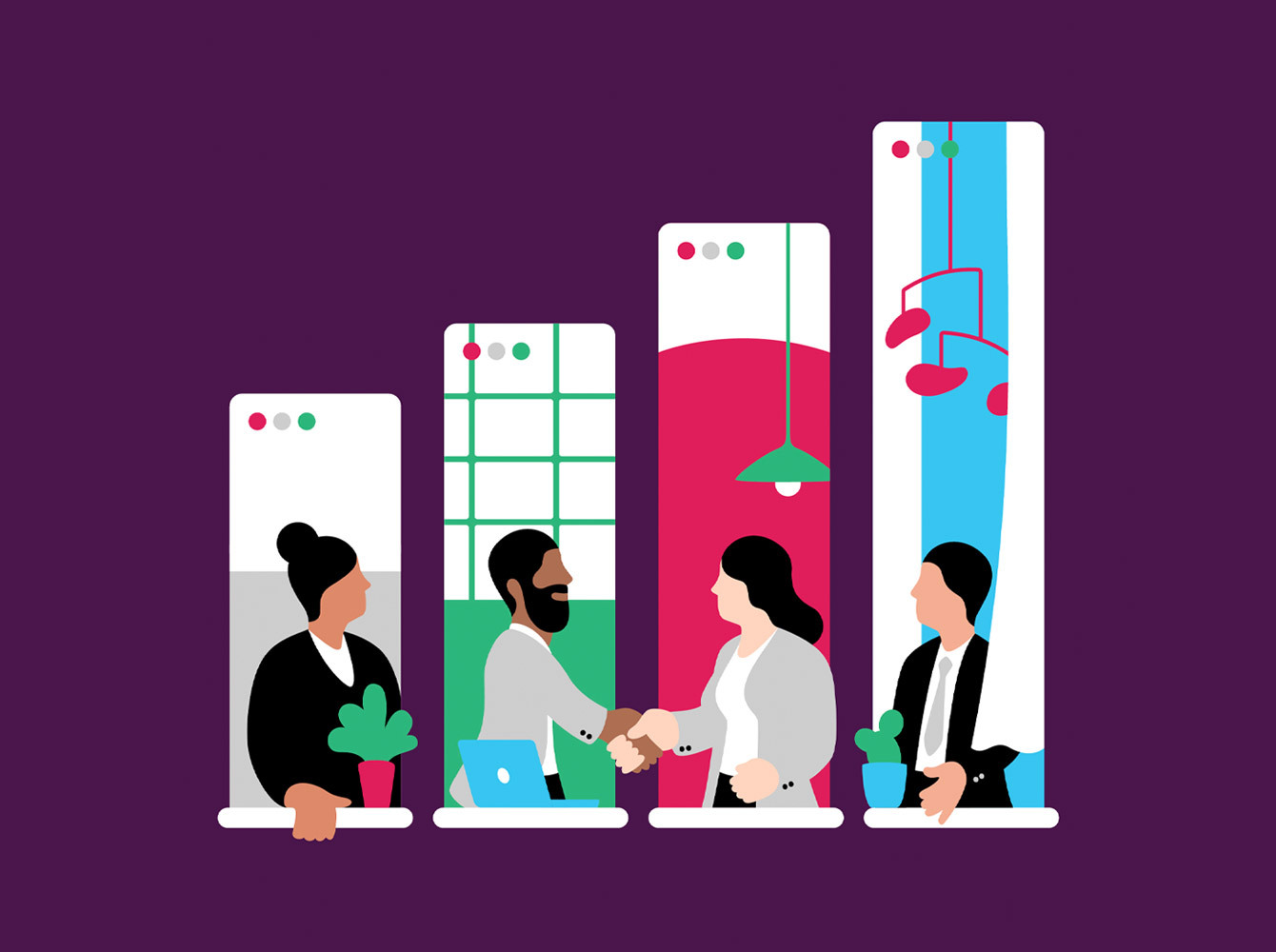 Book a Meeting with Slack