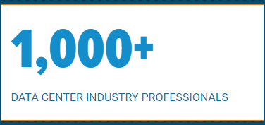 1800+ IT Infrastructure and Data Center Facilities Professionals