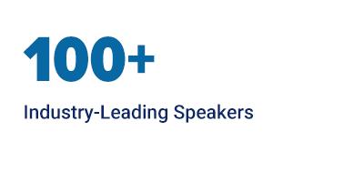 90+ Speakers