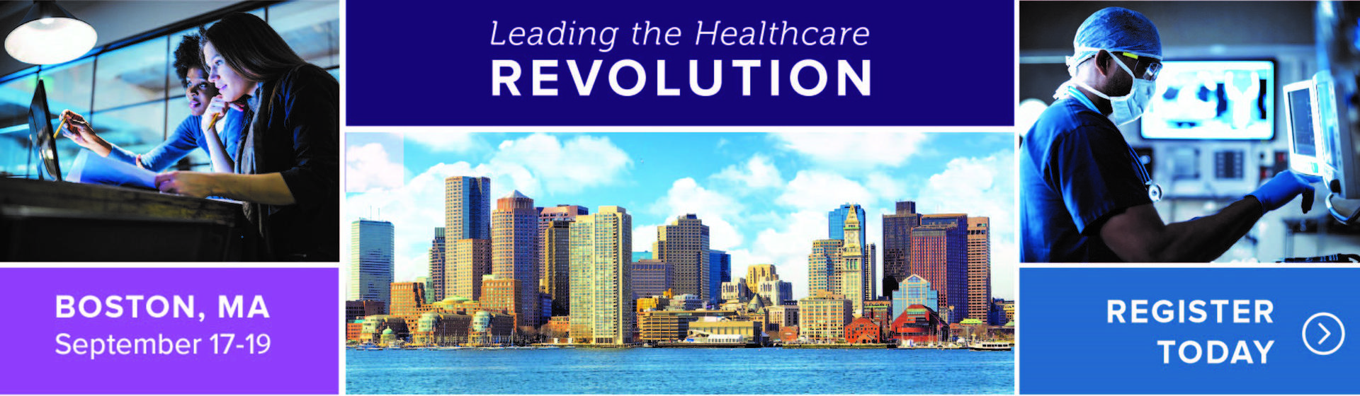 Leading the Healthcare Revolutions