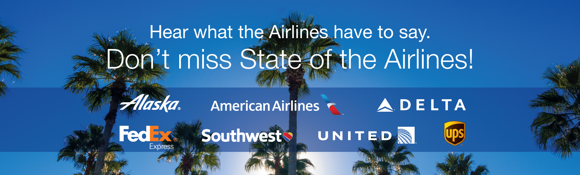 State of the Airlines