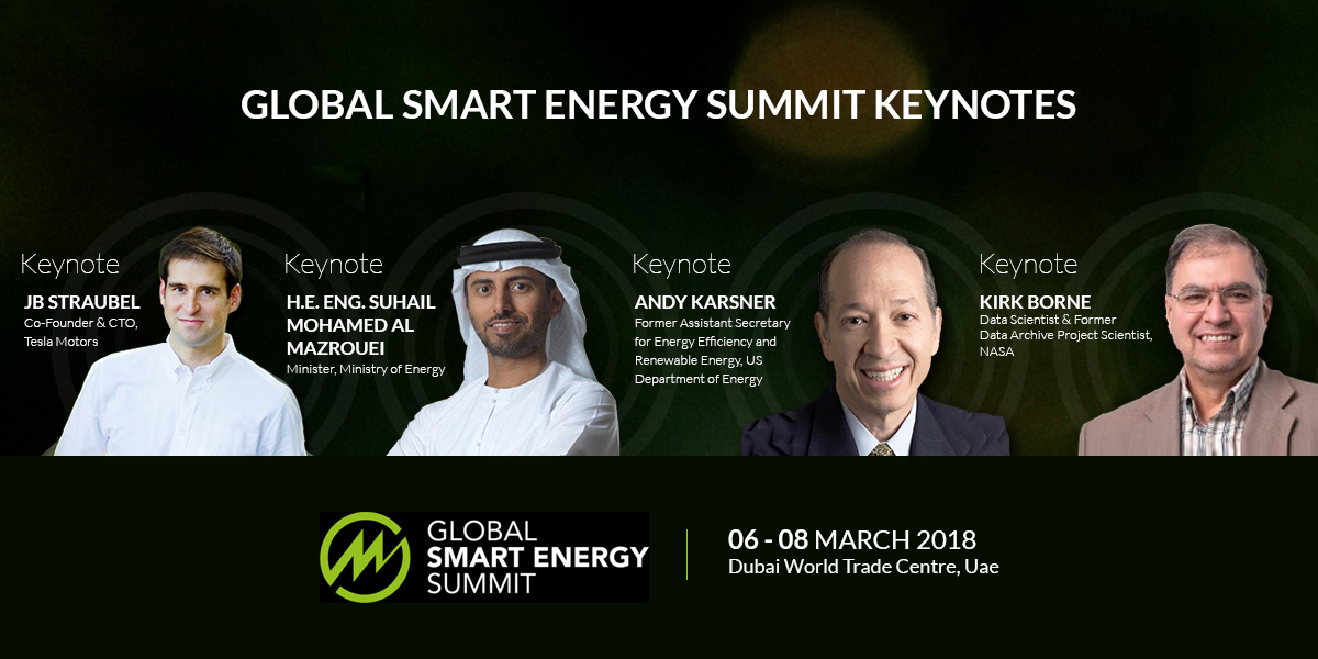 Global Smart Energy Summit