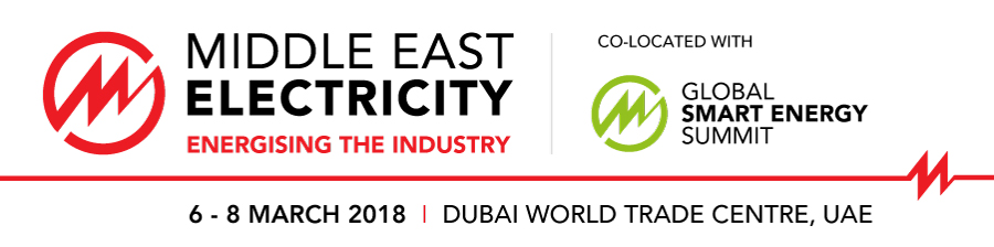 Middle East Electricity | 6-8 March 2018, Dubai World Trade Centre, UAE