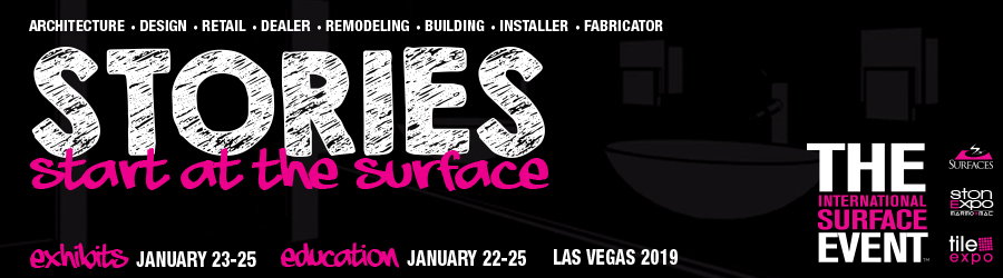 The International Surface Event | 23-25 January | Las Vegas
